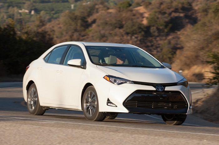 Toyota Corolla LE or Similar