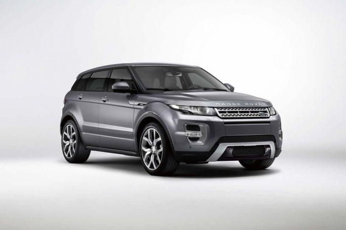 Range Rover Evoque or similar