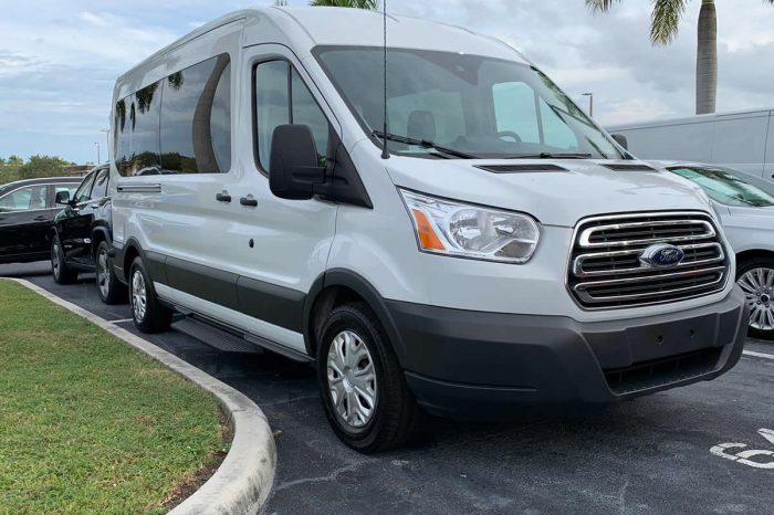 Ford Transit 350 2018